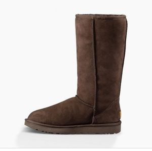 Classic Tall Chocolate Ugg Boots